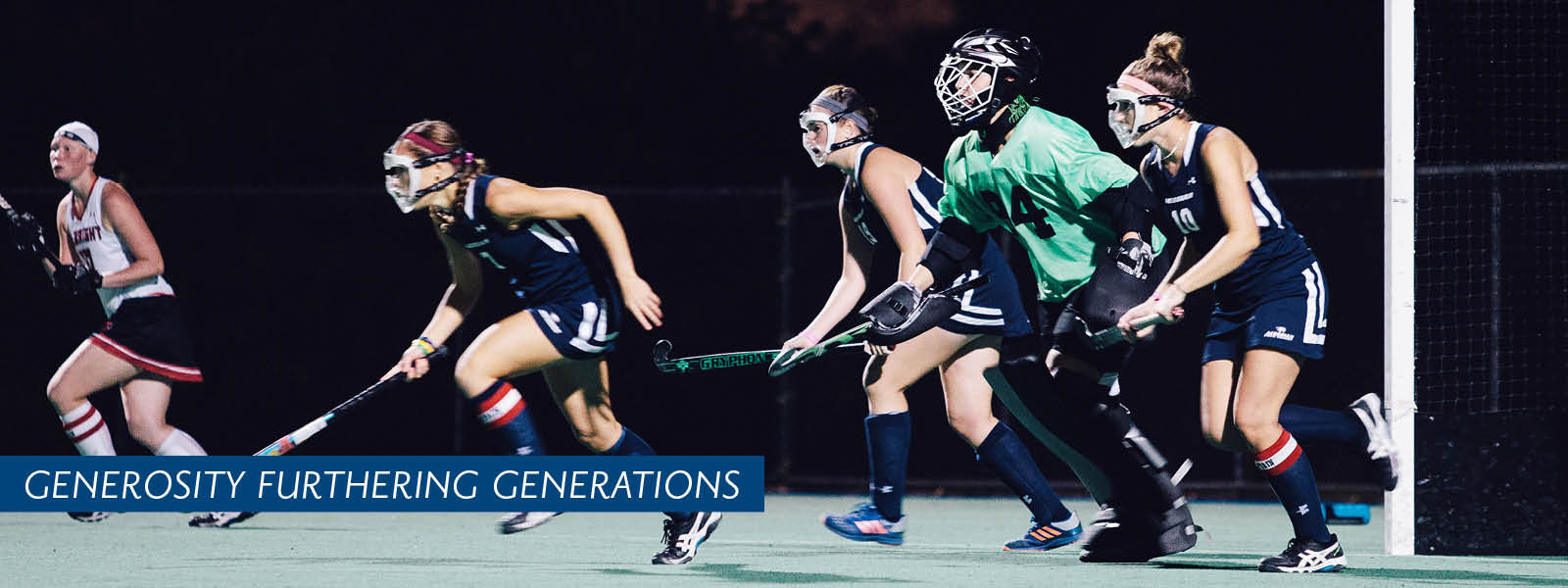 Messiah College Field Hockey header